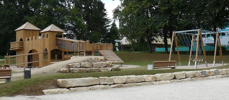 Spielplätze in Welzheim